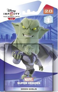 Figurka Disney Infinity 2.0 - Green Goblin (PS3, PS4, Xbox 360, Xbox One, WiiU, 3DS)