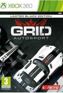 GRID: Autosport Black Edition (Xbox 360)