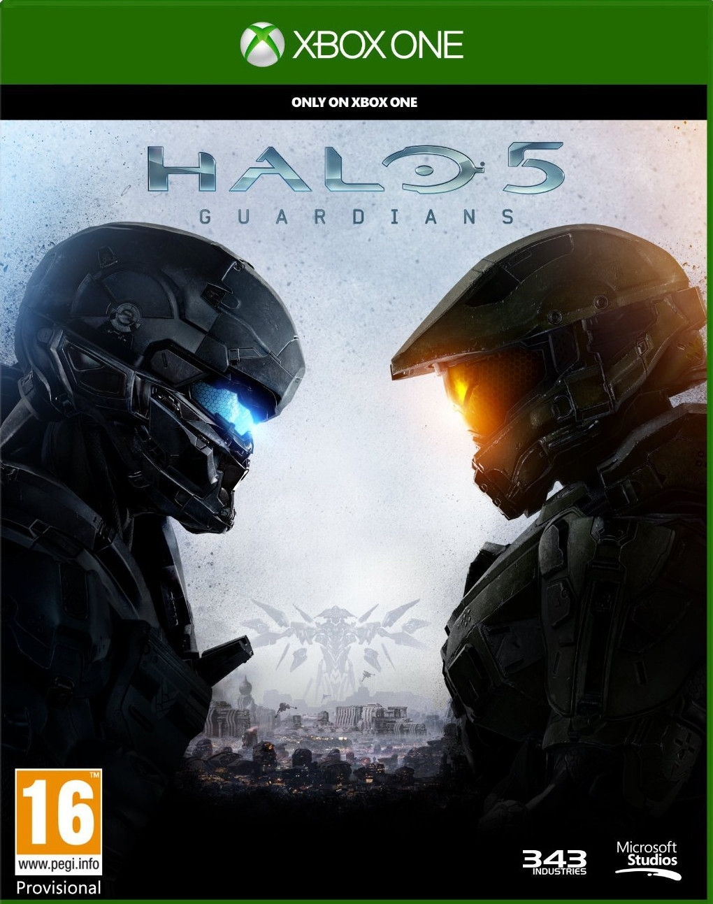 Halo 5: Guardians PL (Xbox One)