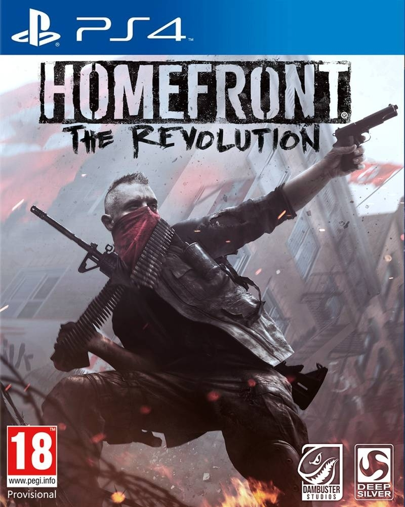 Homefront The Revolution PL (PS4)