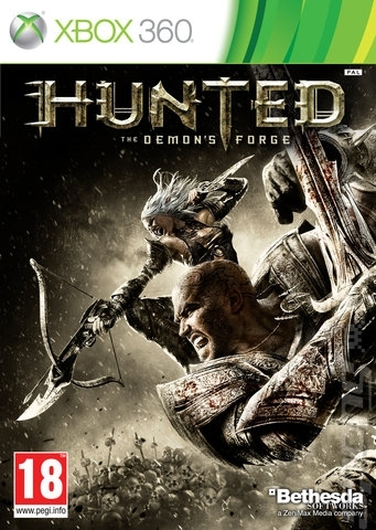 Hunted: The Demon's Forge (Xbox 360)