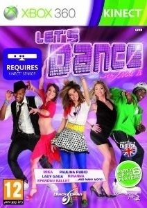 Let's Dance with Mel B Kinect (Xbox 360)