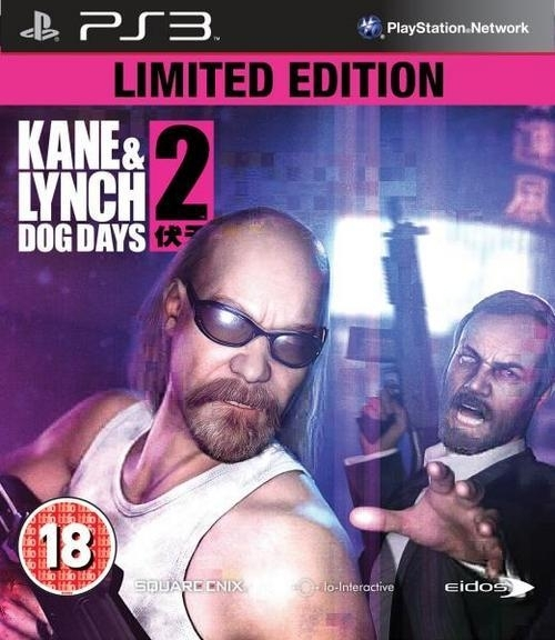 Kane & Lynch 2 Limited Edition (PS3)