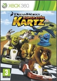 DreamWorks Super Star Kartz (Xbox 360)