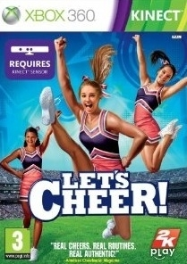 Let's Cheer Kinect (Xbox 360)