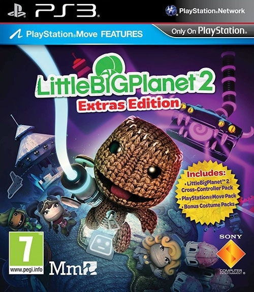 LittleBigPlanet 2 / Little Big Planet 2 Extras Edition (PS3)