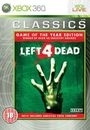 Left 4 Dead Game Of The Year Edition - Left For Dead Game Of The Year Edition (Xbox 360)