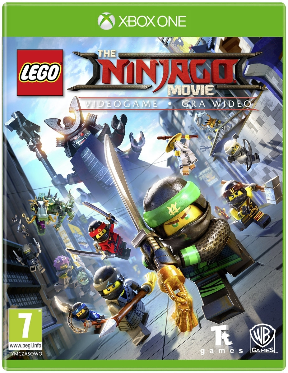 LEGO Ninjago The Movie Gra Wideo PL (Xbox One)