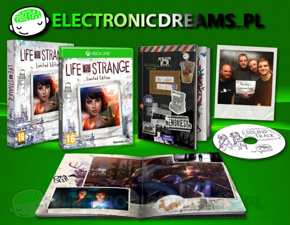 Life is Strange Limited Edition (Xbox One)