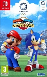 Mario & Sonic at the Olympic Games Tokyo 2020 Switch