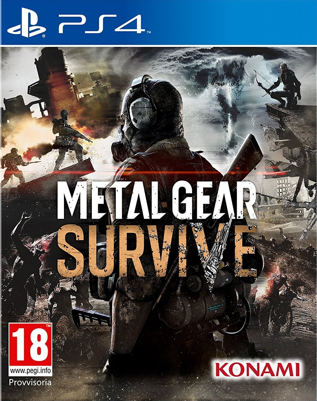 Metal Gear Survive (PS4)