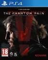 Metal Gear Solid V The Phantom Pain MGS 5 (PS4)