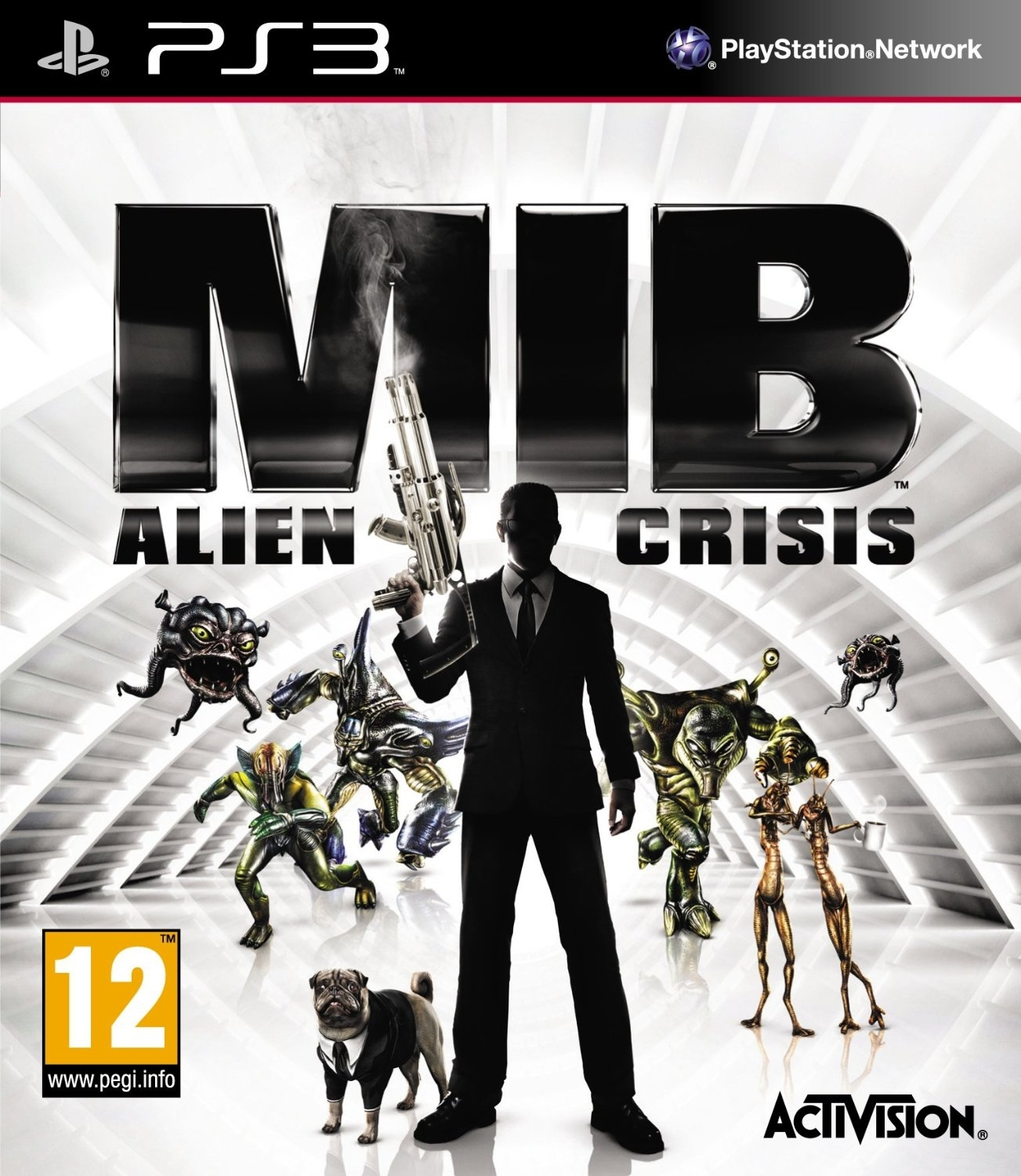 Men In Black: Alien Crisis (PS3)
