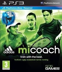 Adidas miCoach The Basics Move (PS3)