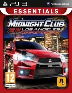 Midnight Club: Los Angeles Complete Edition (PS3)