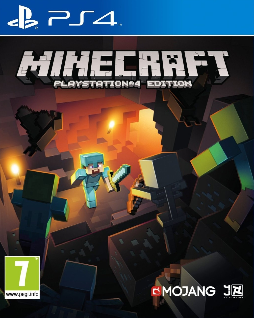 Minecraft PL (PS4)