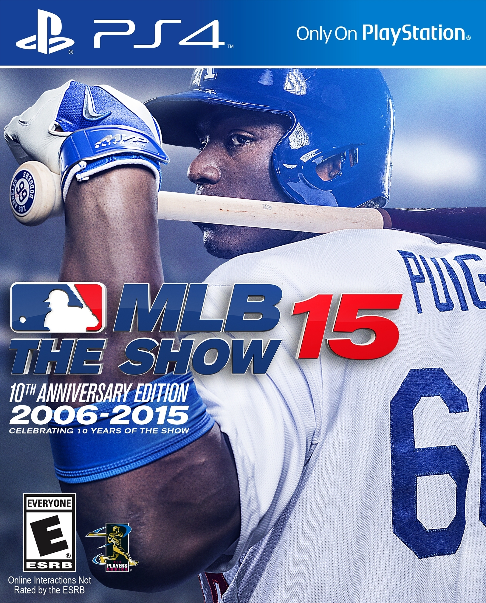 MLB 15 The Show Anniversary Edition (PS4)