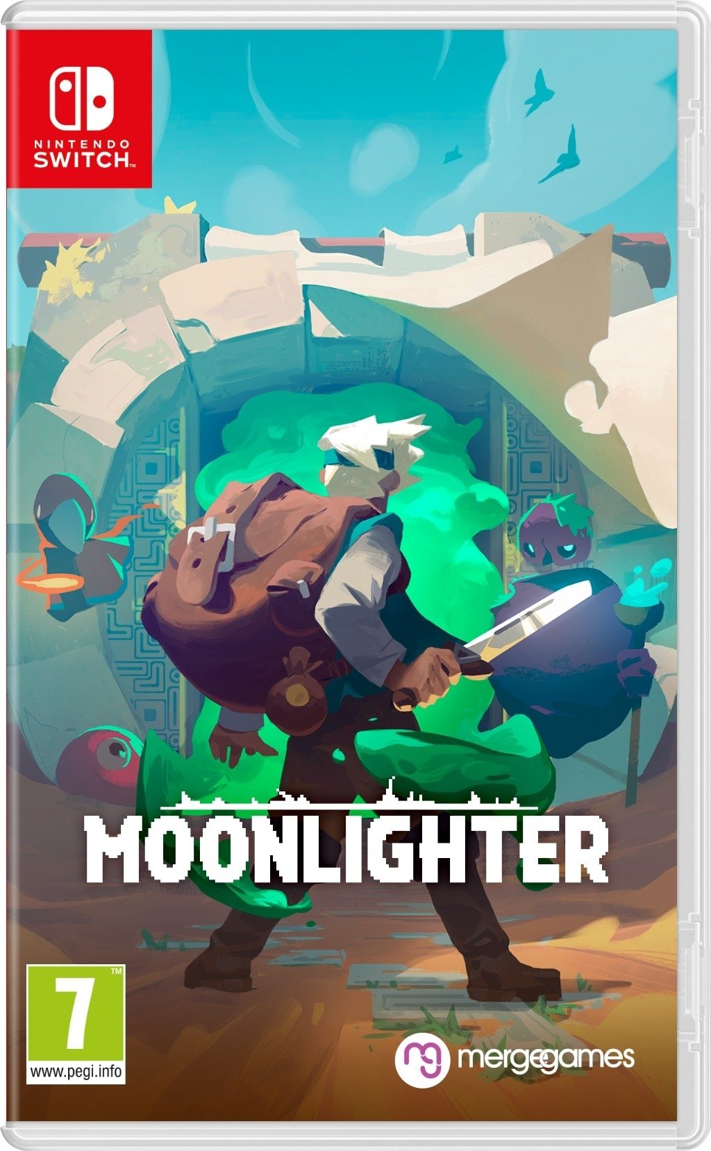 Moonlighter (Switch)
