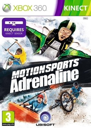 Motion Sports Adrenaline /MotionSports Adrenaline  Kinect (Xbox 360)