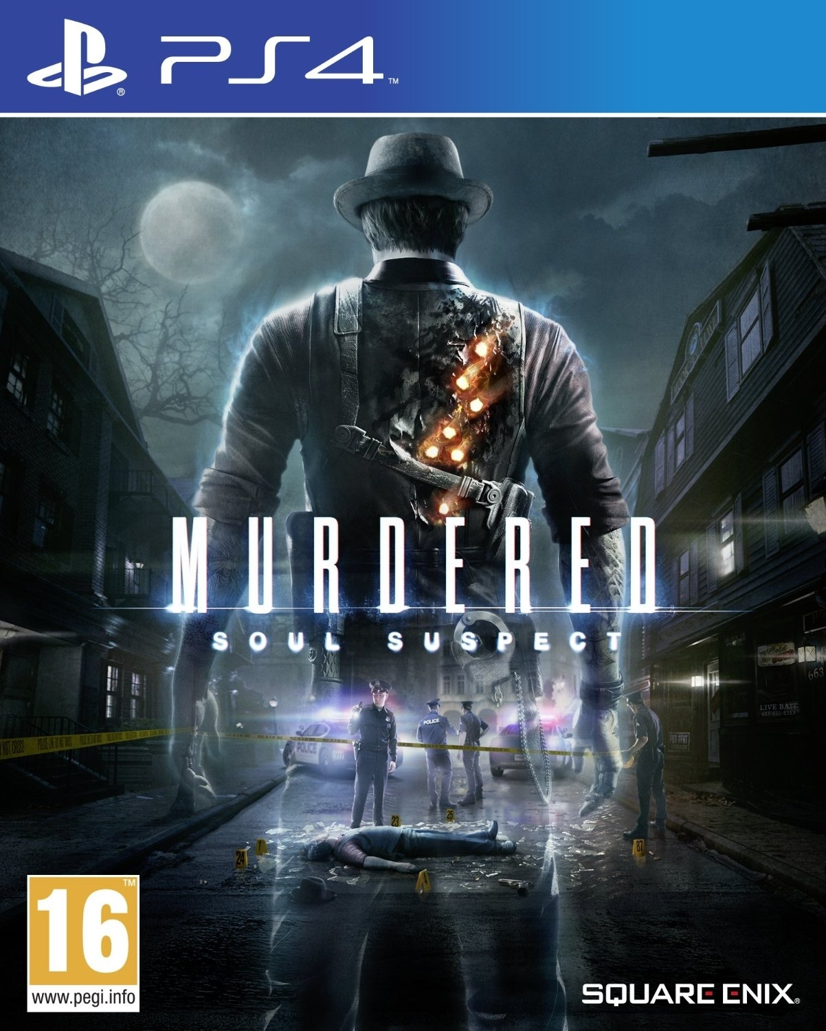 Murdered: Soul Suspect / Murdered Śledztwo zza grobu PL (PS4)