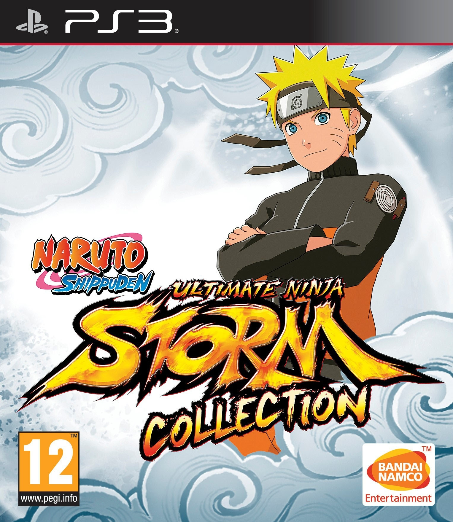 Naruto Shippuden Ultimate Ninja Storm Collection (PS3)