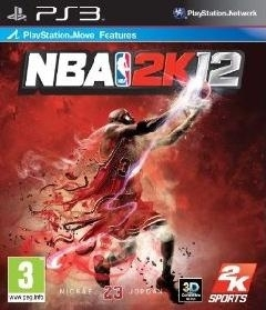 NBA 2K12 Move (PS3)