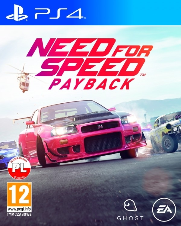 Need For Speed: Payback PL (PS4)