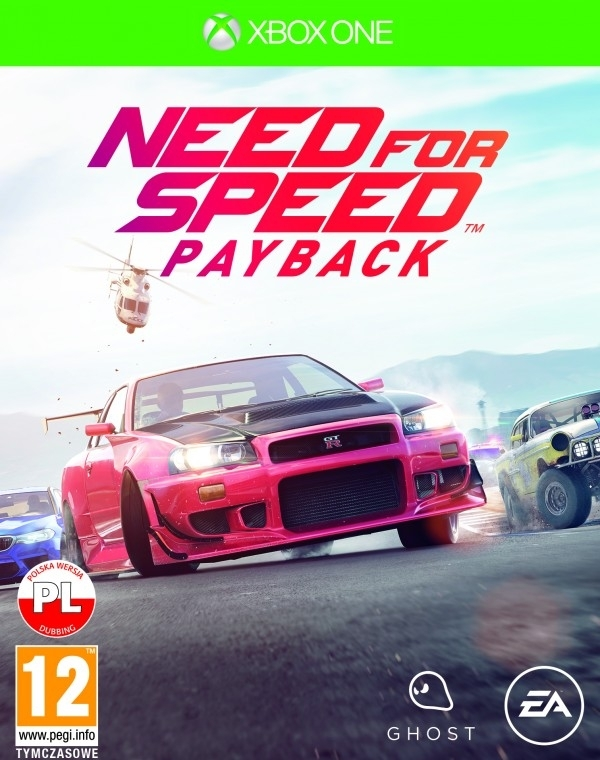 Need For Speed: Payback PL (Xbox One)