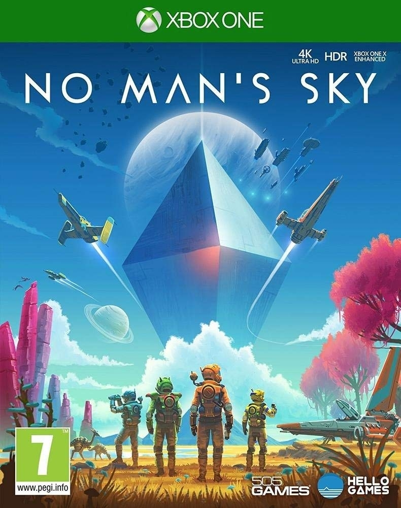 No Man's Sky PL (Xbox One)