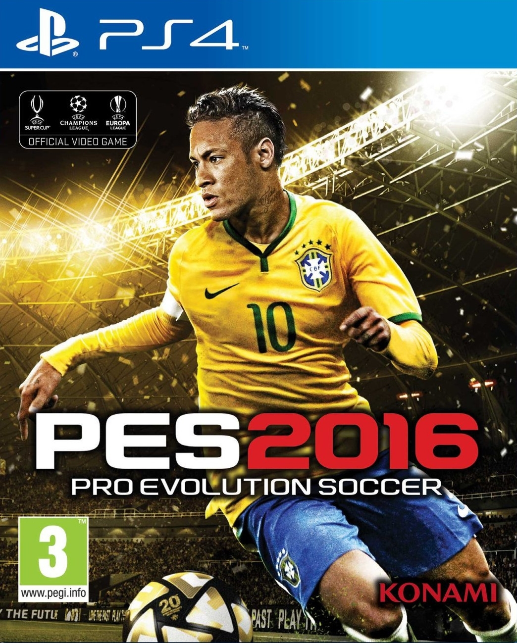 Pro Evolution Soccer 2016 / PES 2016 (PS4)
