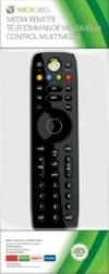 Pilot XBOX 360  New Dashboard Media Remote (Xbox 360)
