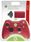 Pad Xbox 360 Czerwony + PLAY AND CHARGE