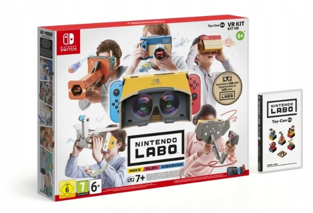 Nintendo Labo VR Kit (Nintendo Switch)