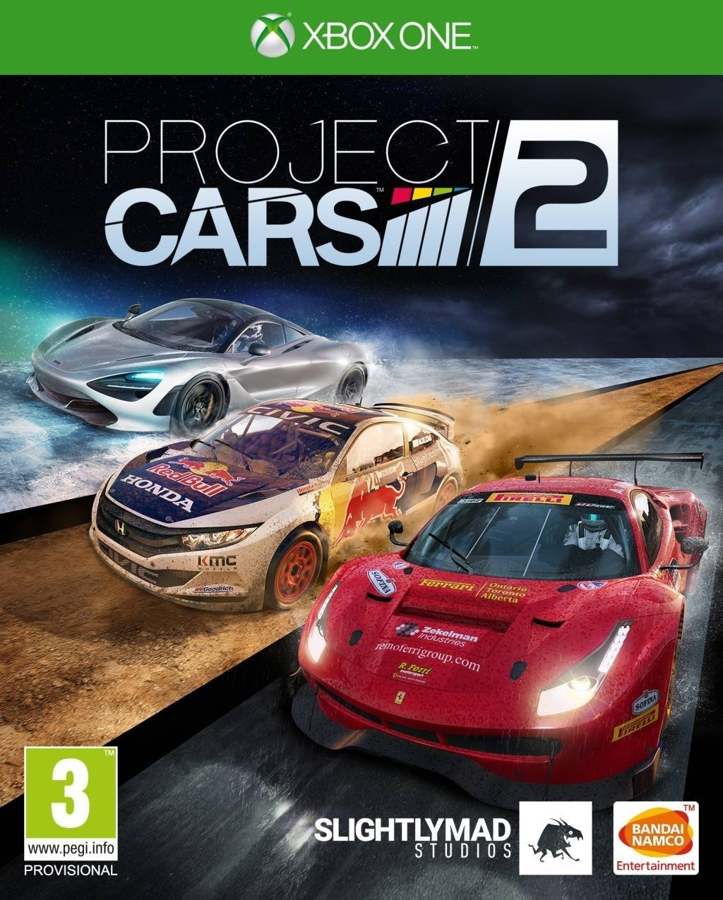 Project Cars 2 PL (Xbox One)