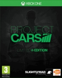 Project Cars Limited Edition (Xbox One)