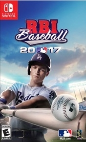 R.B.I. Baseball 17 Nintendo Switch