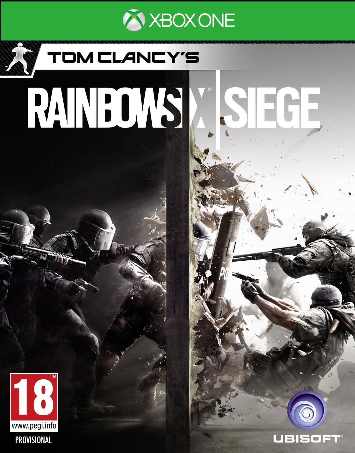 Tom Clancy's Rainbow Six: Siege PL (Xbox One)