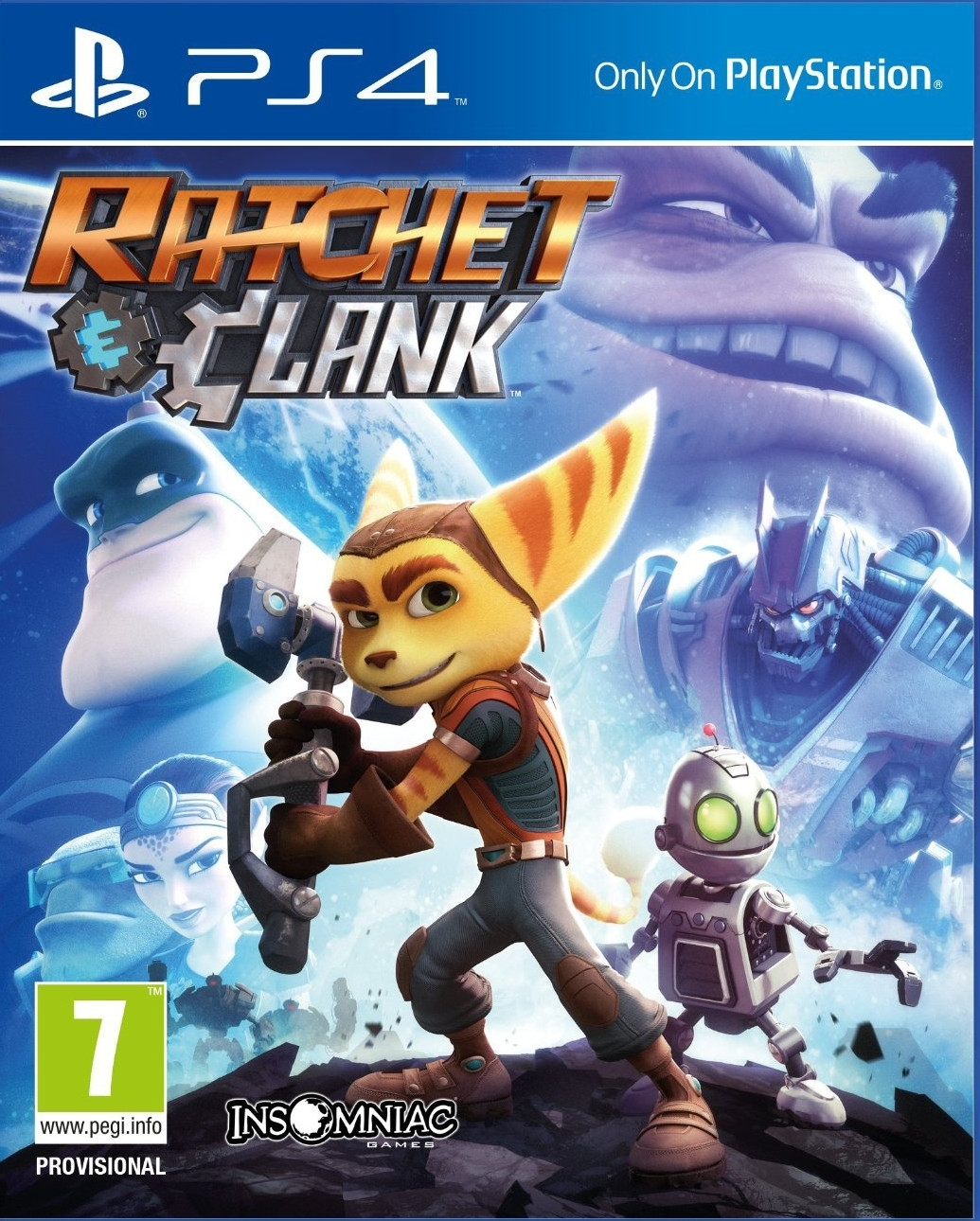 Ratchet & Clank (PS4)