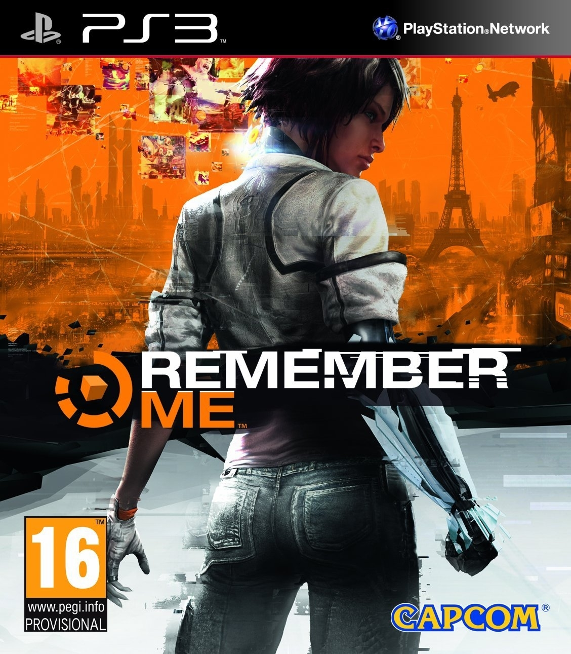 Remember Me PL / ANG (PS3)