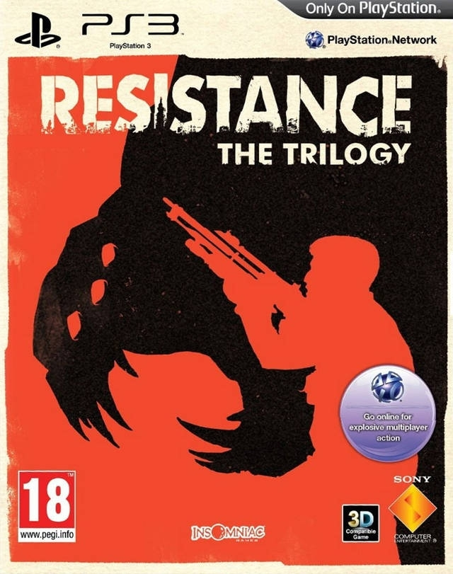 Resistance Trylogia (Trylogy) (PS3)