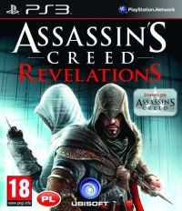 Assassins Creed Revelations / Assassin's Creed: Revelations PL/ANG Edycja Specjalna! + I Częśc AC (PS3)