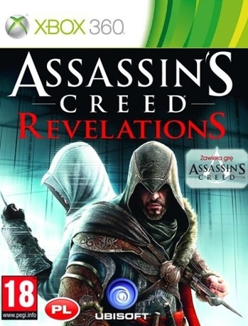 Assassins Creed Revelations / Assassin's Creed: Revelations  PL/ANG (Xbox 360)