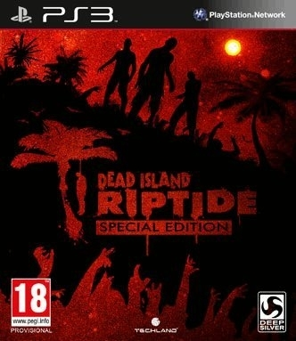 Dead Island Riptide Special Edition (PS3)