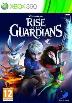 Rise of the Guardians / Strażnicy marzeń  (Xbox 360)