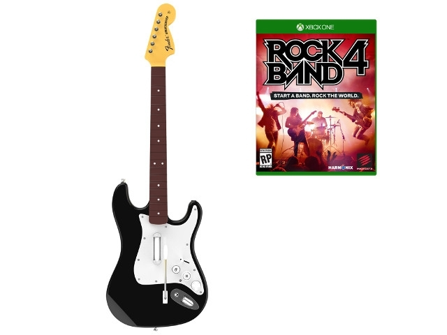 Rock Band 4 Guitar™ z Gitarą (Xbox One)