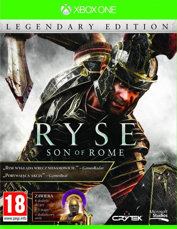 Ryse Son Of Rome Legendary Edition (Xbox One)