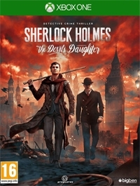 Sherlock Holmes: The Devil's Daughter PL (Xbox One)