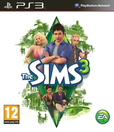 The Sims 3 PL (PS3)