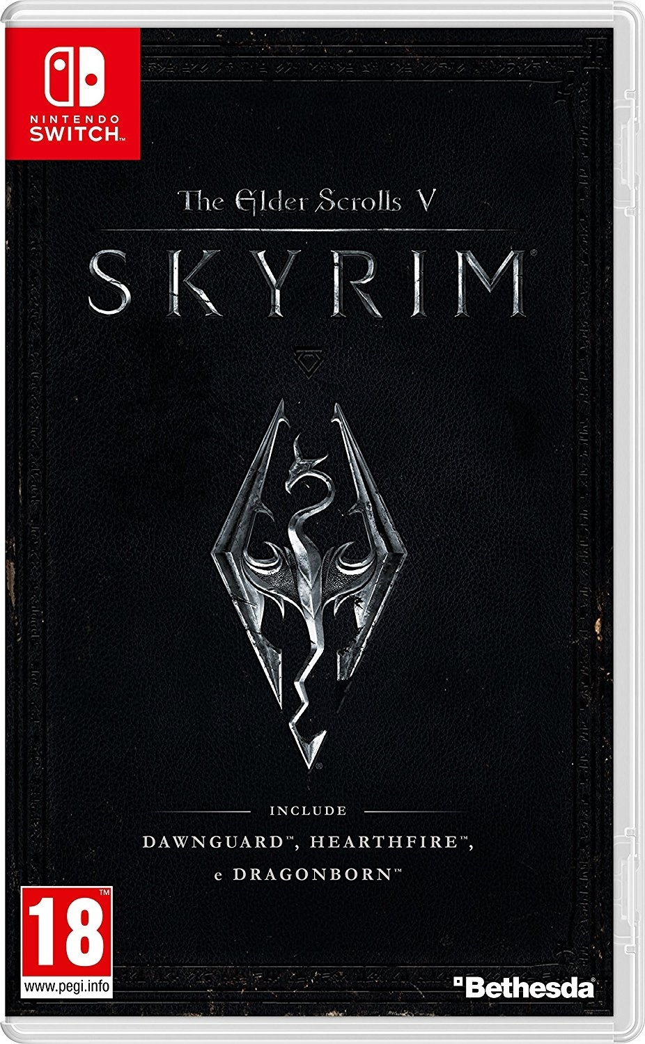 Skyrim Special Edition Nintendo Switch