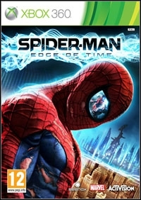 Spider-Man: Edge of Time (Xbox 360)